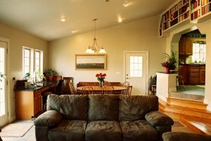 Great Room Remodeling Addition Living Room Library | Renovation Design Group