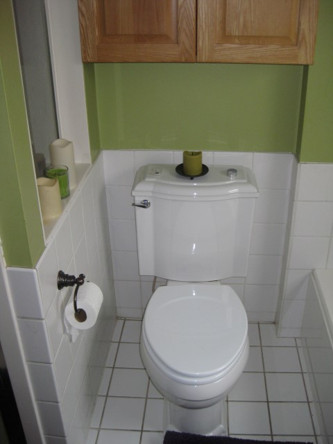 Existing Bathroom Post War Remodel | Renovation Design Group