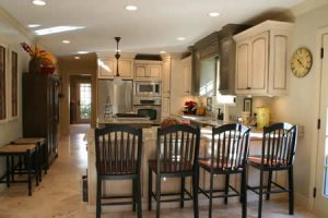 Renovated kitchen Tudor Home | Renovation Design Group