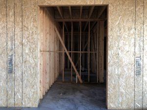 Shear walls, structural engineering, Earthquake preventions, framing, new construction, Hillside Villa | Renovation Design Group