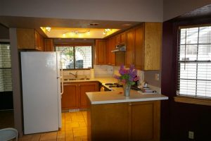 Before Contemporary Kitchen Remodel   Renovation Design Group