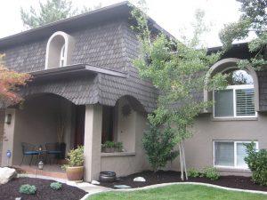 Before Split Level Home Remodel Exterior | Renovation Design Group