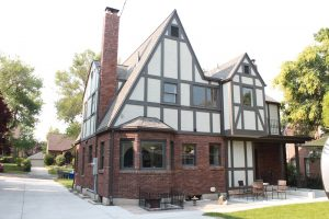 Jon & Marisa Blog Tudor Home Exterior Remodel Home restoration | Renovation Design Group