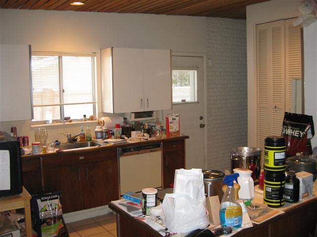 Modern Kitchen Remodel Before | Renovation Design Group