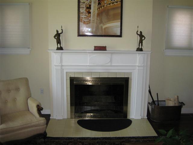 Before Living Room Renovation | Renovation Design Group