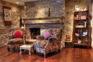 Great Room Tudor Remodel | Renovation Design Group