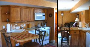 Small Kitchen Remodel in Basement Small Dining Room Remodel in Basement | Renovation Design Group