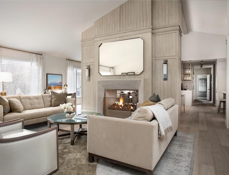 Luxury Renovations Great Room