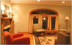 Bungalow Living Room Remodeling | Renovation Design group