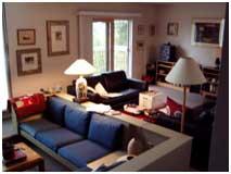 Before Living Room before Remodel | Renovation Design Group