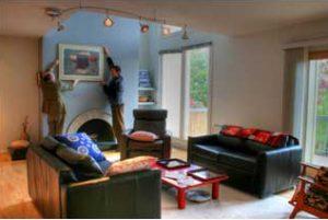 Modern Living Room after Remodel Modern Living Room after Remodel | Renovation Design group