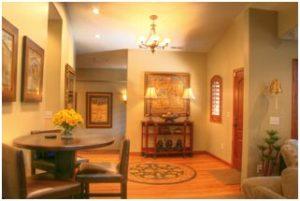 Cottage Home Entry | Renovation Design Group