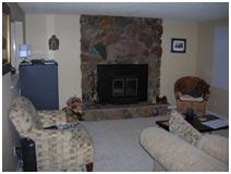 Before Living Room Remodel Cottage Home Entry   Renovation Design Group