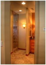Master Bathroom Entry | Renovation Design Group