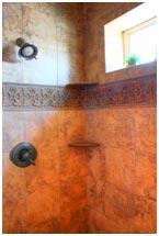 Master Bathroom Shower   Renovation Design Group