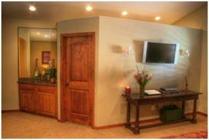 Master Bedroom Wet bar | Renovation Design Group