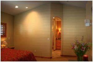 Master Suite Entry to Master Bathroom | Renovation Design Group