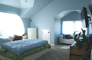 Master Bedroom Second Story Addition in Attic | Renovation Design Group