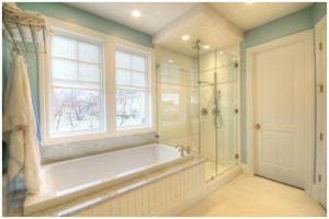 Master Bath Shower Design Master Bathroom Design | Renovation Design Group