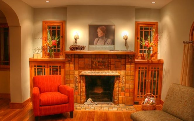 Bungalow Fireplace Remodel | Renovation Design Group