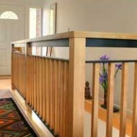 Stair Railing Design after Remodel Stair Railing Design after Remodel | Renovation Design Group