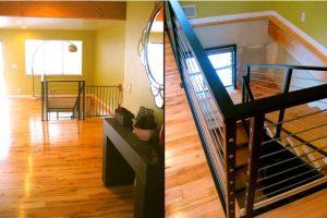 Stair Railing Design | Renovation Design Group