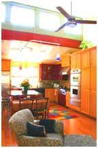 1970's Modern Kitchen Remodel   Renovation Design Group