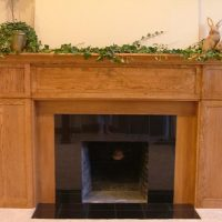 Duplex Fireplace remodel | Renovation Design Group