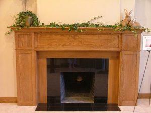 Duplex Fireplace remodel | Renovation Design Group