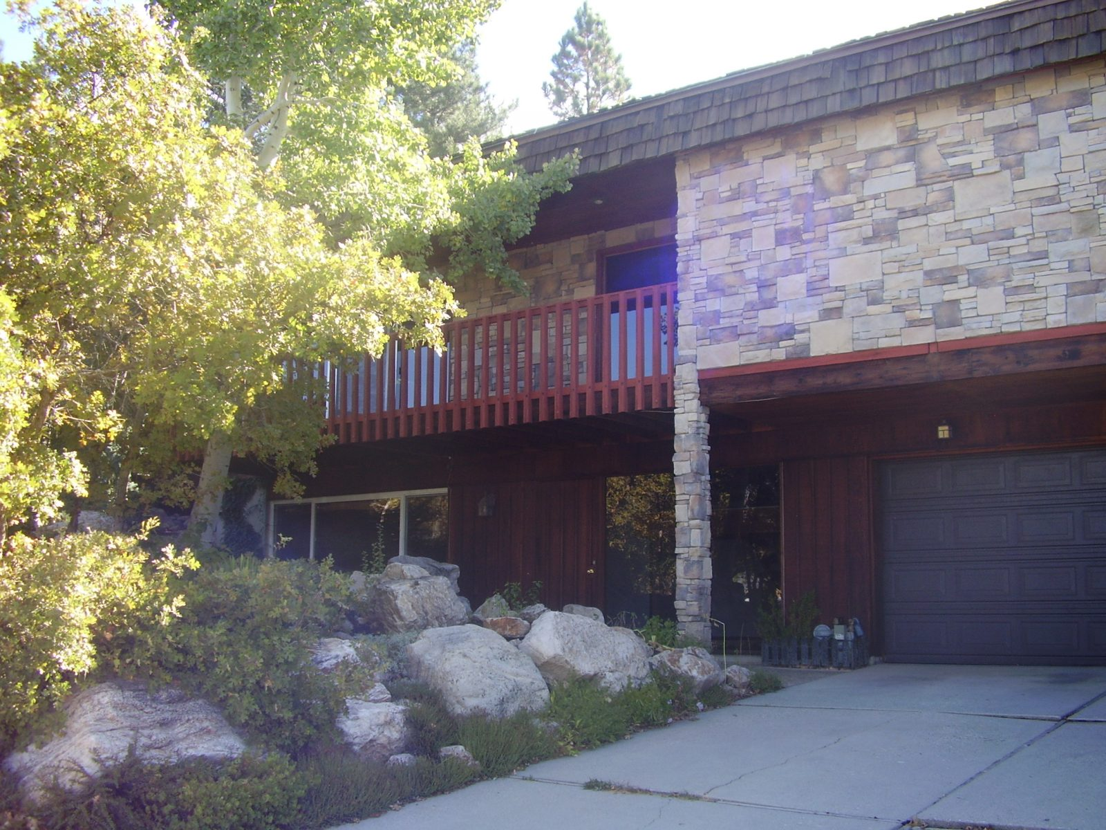 Before Contemporary Exterior Remodel | Renovation Design Group
