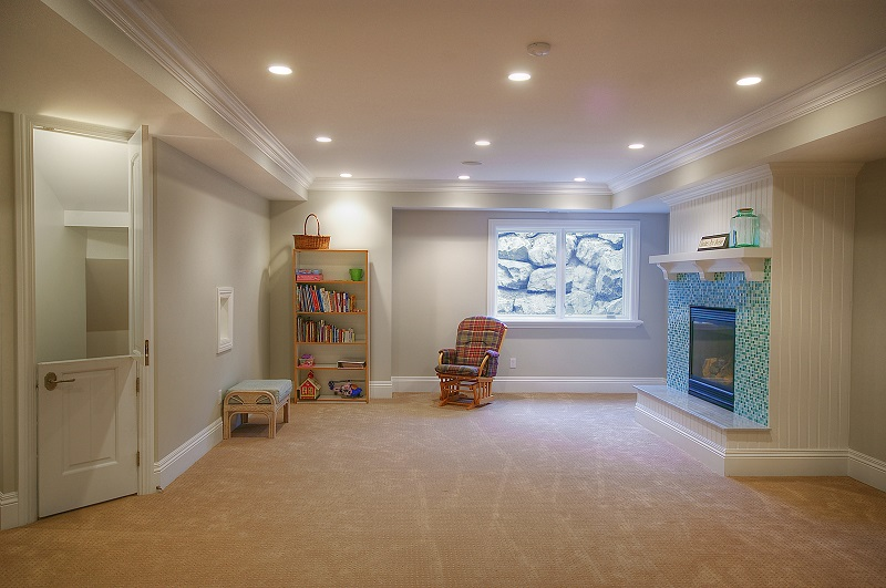 After_Interior_Playroom_Craft Room | Renovation Design Group