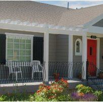 Front Porch Remodels Cottage Exterior Update, Curb Appeal   Renovation Design Group