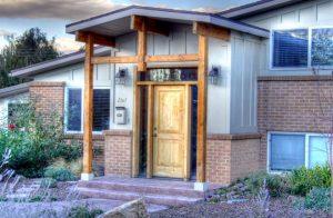 Split Level Front Porch Addition | Renovation Design Group