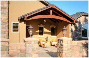 Cottage Porch Remodel | Renovation Design Group
