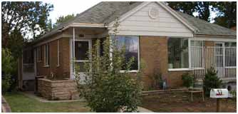 Duplex Front Porch Remodel | Renovation Design Group