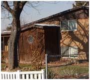 Split Level Before Front Porch Addition | Renovation Design Group