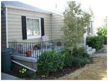 Before Front Porch Remodels | Renovation Design Group