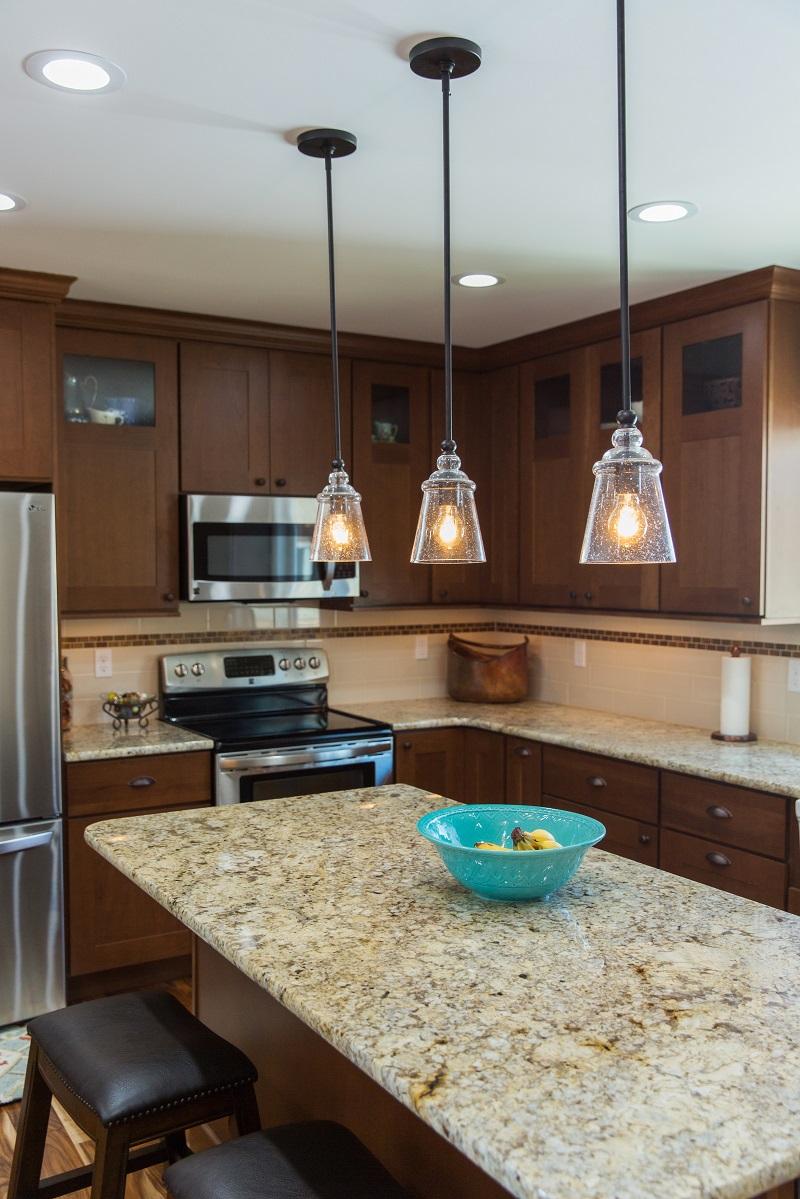 After Cottage Kitchen Remodel Traditional | Renovation Design Group