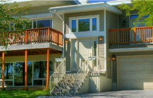 split level porch remodel | Renovation Design Group