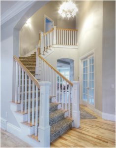 Stair Railing | Renovation Design Group