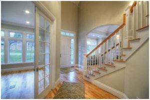 Stair Railing | Renovation Design Group