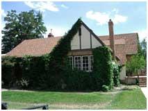 Before Tudor Exterior | Renovation Design Group