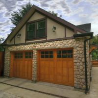 Tudor Garage | Renovation Design Group