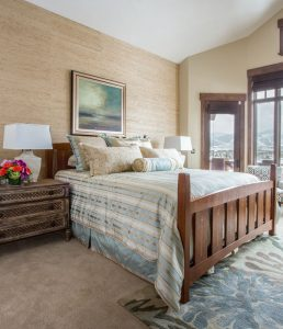 After Mountain Retreat Condo Bedroom Remodel | Renovation Design Group