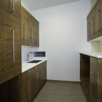 After Interior Laundry and mudroom with modern designs and styles