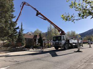Jon & Marisa's Remodel Construction phase, Concrete | Renovation Design Group