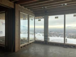 Renovation Design Group | Hillside Villa Project - corner windows